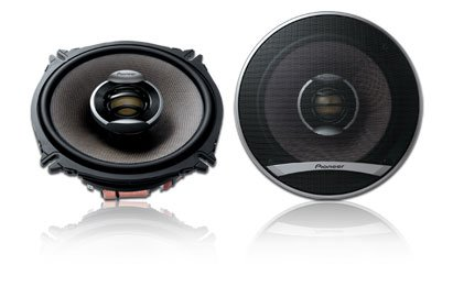 "Pioneer Ts-D1702R 6-3/4"" 2-Way D Series Car Speakers (Pair)"