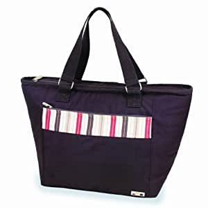 Baby / Child Picnic Time Topanga Insulated Cooler Tote Perfect For Carrying Food And Drinks Anywhere - Moka Infant