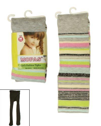 Fine Brand Shop Girls Stripes Design Tights