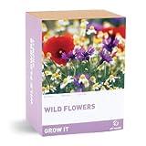 Grow it Wild Flowers-Gardening Gift
