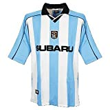 00-01 Coventry City Home Jersey by Le Coq Sportif