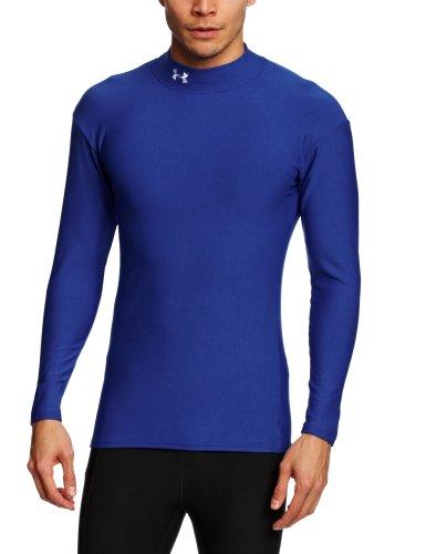 UnderArmour Men's CG Mock - Royal Blue, X-Large