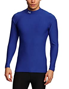 Under Armour Herren Shirt Cg Mock, blau (ryl), SM