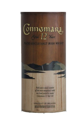 Connemara 12-Year-Old Peated Single Malt Irish Whiskey 70 cl