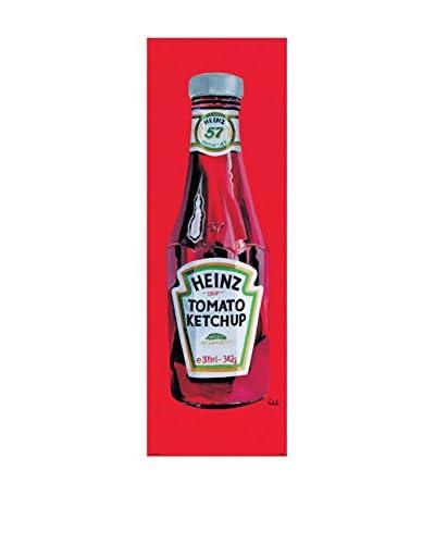 Artopweb Pannello Decorativo Essential Sauce ! Heinz Tomato Ketchup
