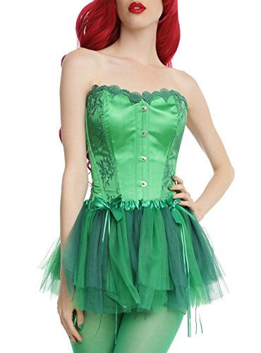 Sexy  (Comic Book Poison Ivy Costumes)