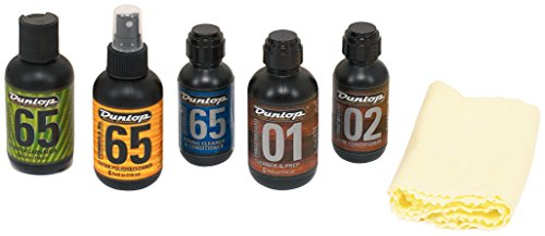 Jim Dunlop Formula 65 Care Kit