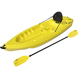 Yellow Kayak - Beginner to Intermediate Kayaker