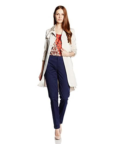 Trussardi Jeans Trench [Petrolio]