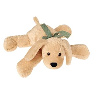 labrador plush dog
