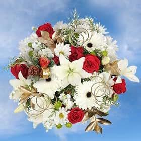Florist Christmas Bouquets Christmas Wedding Floral