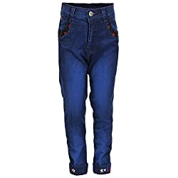 Benext Boy's Trouser (1328_Blue_Blue_2 - 3 Years)