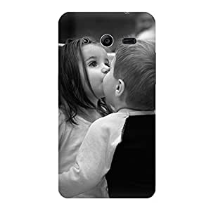 perfect print Back cover for Samsung Galaxy Core 2