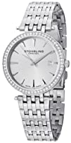 Stuhrling Original Womens 579.01 8220Soiree Tiara Stainless