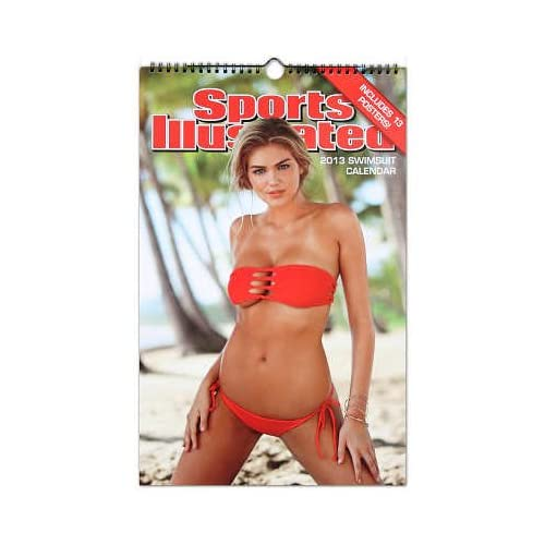 ... ) Sports Illustrated Swimsuit 16-Month 2013 Oversized Wall Calendar