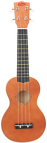 Aloha Ail 211U Soprano Ukulele Pack With Gig Bag And Accessories