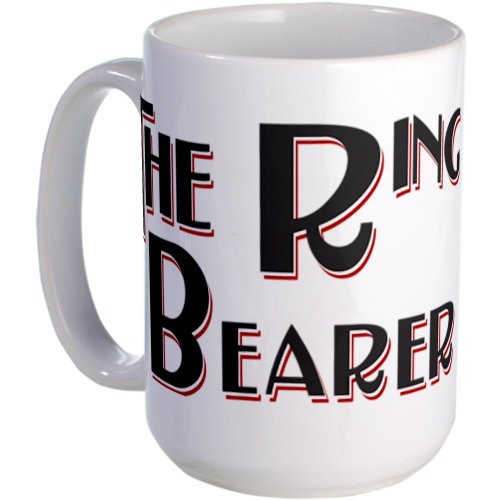 Cafepress Fairground Ring Bearer Large Mug Large Mug - Standard