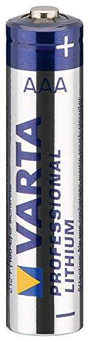 Pile micro aAA au lithium (6103 varta-lot de 4)