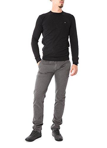 FIFTY FOUR - Pantalone da uomo super slim fit gosse g559 w32 grigio
