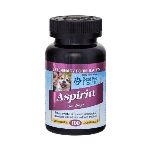 Can Dogs Take Aspirin For Arthritis