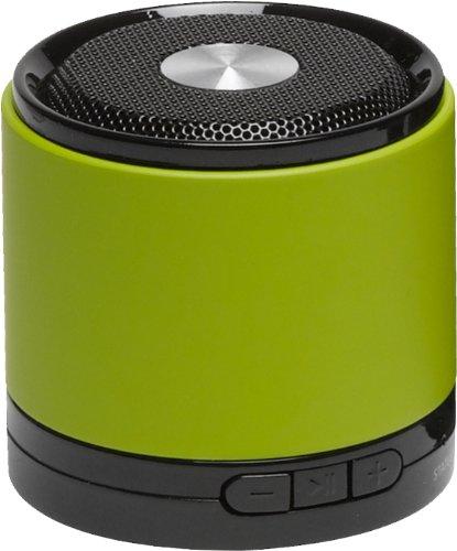 DENVER ELECTRONICS A/S Denver BTS-30 Bluetooth Lautsprecher mit Akku lime