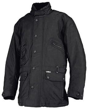IXS veste de moto lONGTAIL iI taille xS (noir)