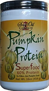 Pumpkin Seed Powder (Grown in Oregon USA) Organic