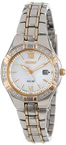 Seiko Women's SUT068 Dress-Solar Classic Watch