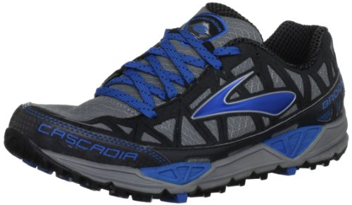 Brooks Mens Cascadia 8 M Running Shoes
