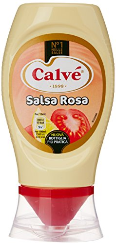 Calvé - Salsa Rosa, Senza Glutine - 250 ml