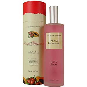 Papaya Strawberry Room Spray Scent Fragrance, 100 ml Asquith Somerset