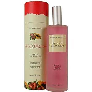 Papaya Strawberry Room Spray Scent Fragrance, 100 ml Asquith Somerset