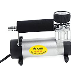 DC12V Heavy Duty Portable Compressor Tire Inflator Portable Car Air Compressor