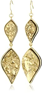 Marcia-Moran-Glamour-Gold-Plated-Earrings