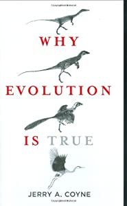 Cover of &quot;Why Evolution Is True&quot;
