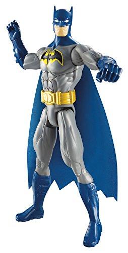 Mattel CDM63 DC Comics Batman Figure, 12-Inch - 1