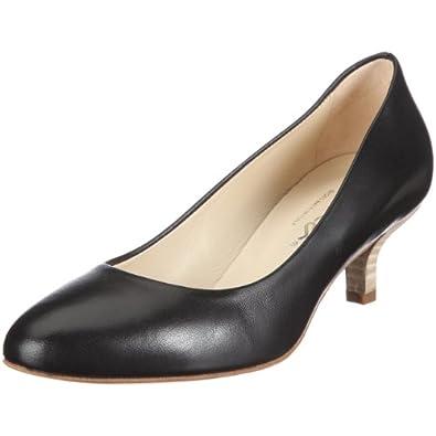 Evita Shoes Pumps geschlossen 09A55L1110, Damen, Pumps, Schwarz  (schwarz), EU 37
