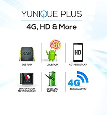 YU Yunique Plus 8GB Black