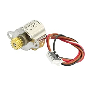 Replacement Four Wires Gear Stepper Step Motor