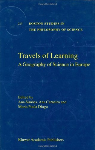 Travels of Learning: A Geography of Science in