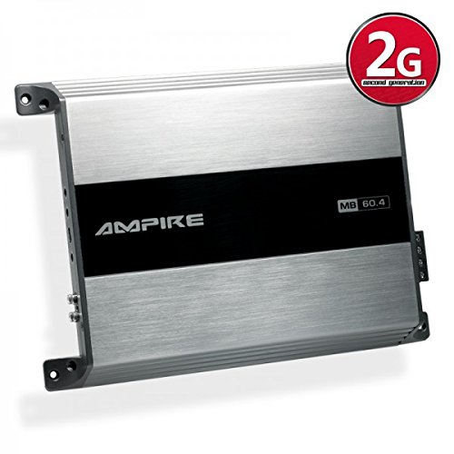AMPIRE amplificateur 4 x 60 w 2 g