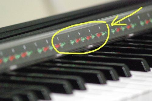 Pianomaestro learning system fits yamaha dgx 500 dgx 620 for Yamaha dgx640c digital piano cherry