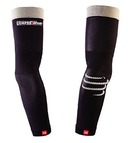 COMPRESSPORT AS ProRACING BLACK size 1