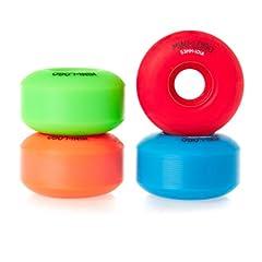 Buy Mini-Logo Skateboards C-Cut 53mm 101A Skateboard Wheel by Mini-Logo Skateboards
