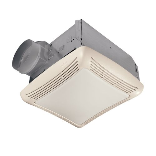 Bathroom Fans Broan NuTone 763RLN ValueTest Ceiling Fan Light