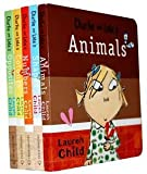 Lauren Child Charlie and Lola's Lauren Child 5 Books Collection Pack Set RRP: £24.95 (Charlie and Lola's Numbers, Charlie and Lola's Opposites, Charlie and Lola''s Shapes, Charlie and Lola''s Colours, Charlie and Lola's Animals)