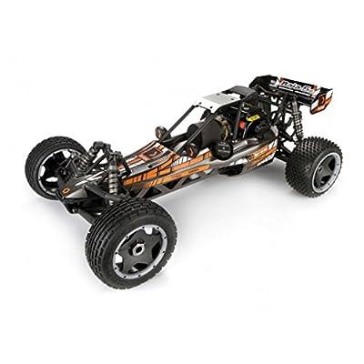 HPI RACING 110679 Baja 5B-1 Buggy Painted Body Matte Gunmetal