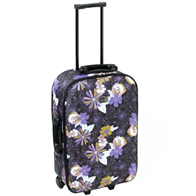 Compass Small 21'' Lightweight Suitcase (Royale Lavender)
