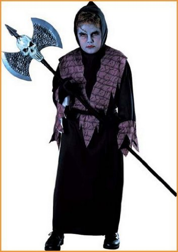 Childrens Ghoul Robes Halloween Costumes Medium.