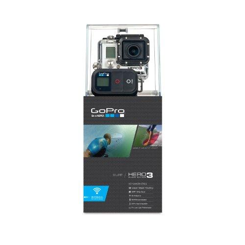 GoPro Kamera & Zubehör Hero3 Black Edition Surf, schwarz, 3660-018